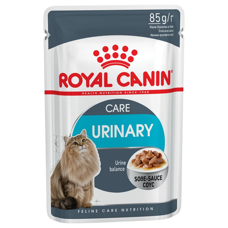 Royal Canin Urinary Care in Gravy