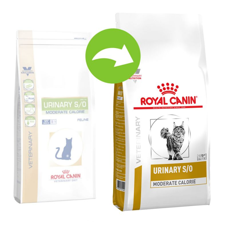 Royal Canin Urinary S/O Moderate Calorie - Veterinary Diet