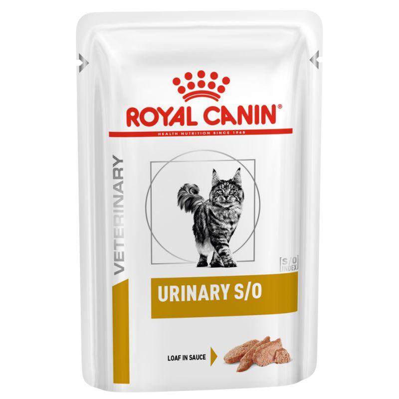 Royal Canin Urinary S/O Veterinary Diet Sformato in salsa
