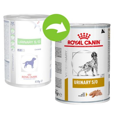 Royal Canin Urinary S/O w puszkach