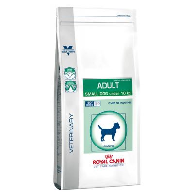 Royal Canin Vet Care Nutrition Adult Small Dog pour chien