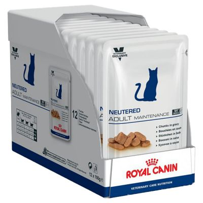 Royal Canin Vet Care Nutrition Cat - Neutered Adult Maintenance
