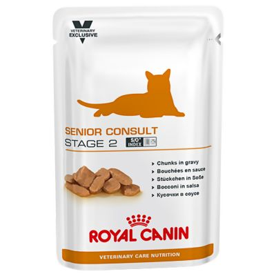 Royal Canin Vet Care Nutrition Cat - Senior Consult Stage 2