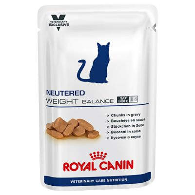 Royal Canin Vet Care Nutrition - Neutered  Weight Balance