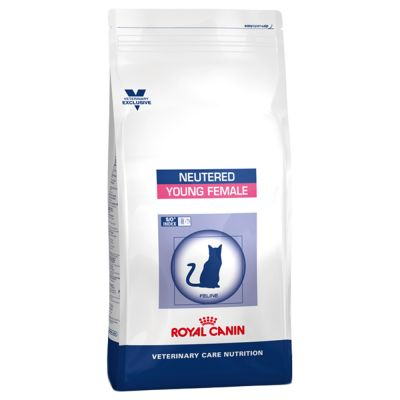 Royal Canin Vet Care Nutrition - Neutered Young Female
