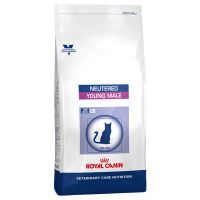 Royal Canin Vet Care Nutrition Neutered Young Male pour chat