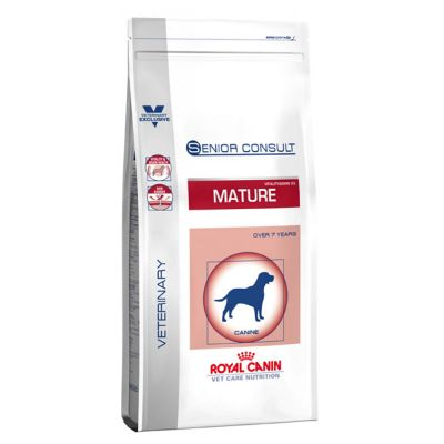 Royal Canin Vet Care Nutrition Senior Consult Mature Medium Dog