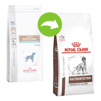 Royal Canin Veterinary Diet Canine Gastro Intestinal Moderate Calorie