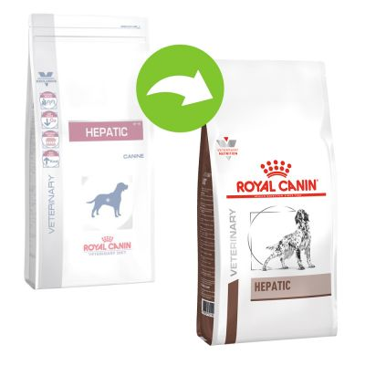Royal Canin Veterinary Diet Canine Hepatic HF 16