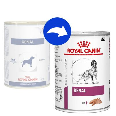 Royal Canin Veterinary Diet Canine Renal