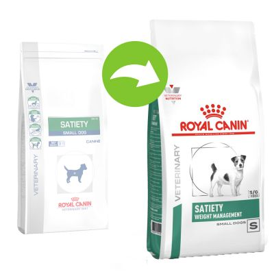 Royal Canin Veterinary Diet Canine Satiety Weight Management Small Dog