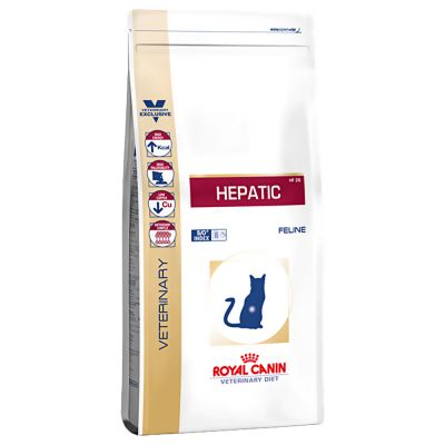 Royal Canin Veterinary Diet Cat - Hepatic HP 26