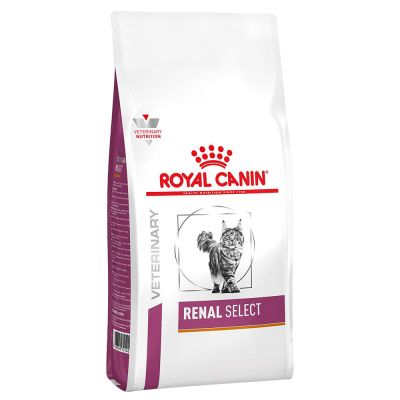 Royal Canin Veterinary Diet Cat - Renal Select RSE 24