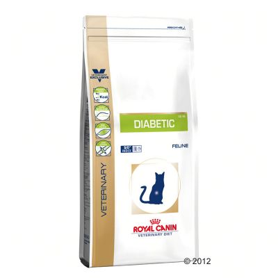 Royal Canin Veterinary Diet Diabetic DS 46 pour chat