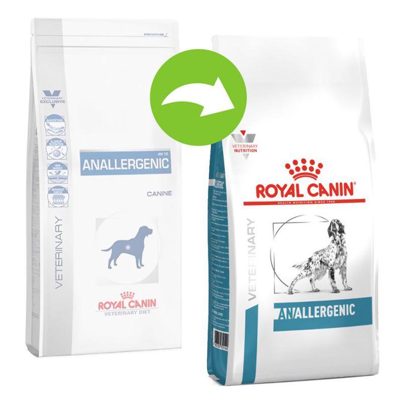 Royal Canin Veterinary Diet Dog – Anallergenic