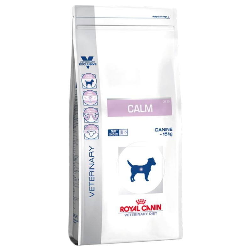 Royal Canin Veterinary Diet Dog - Calm CD 25