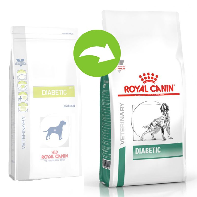 Royal Canin Veterinary Diet Dog - Diabetic DS 37