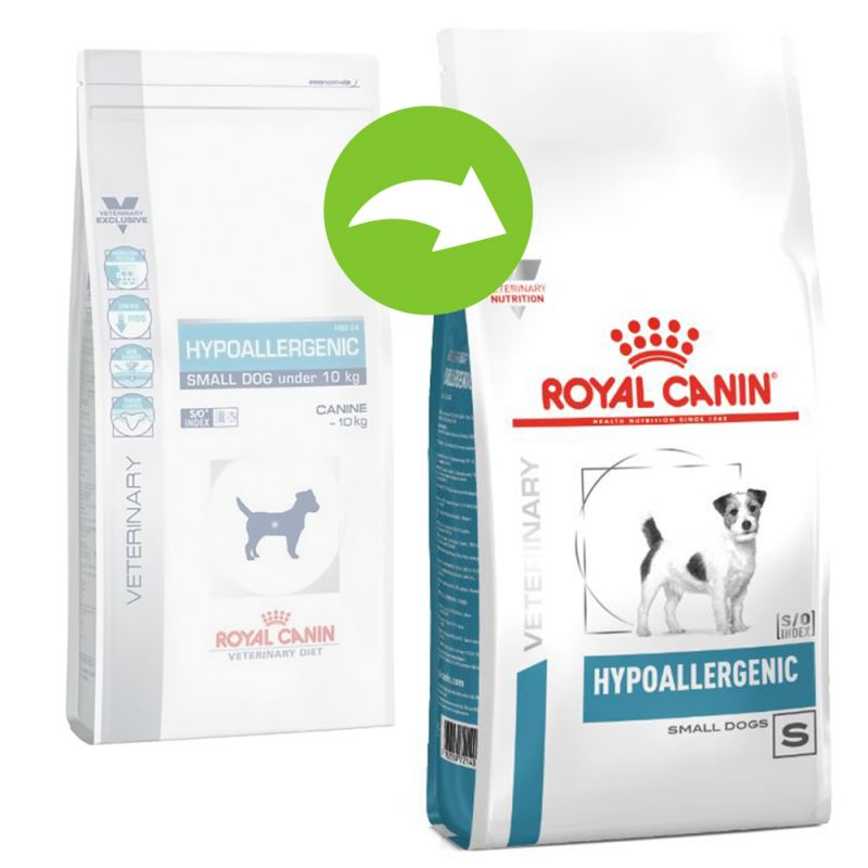 Royal Canin Veterinary Diet Dog - Hypoallergenic Small Dog