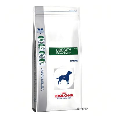 Royal Canin Veterinary Diet Dog - Obesity Management DP 34