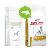Royal Canin Veterinary Diet Dog - Urinary S/O Moderate Calorie