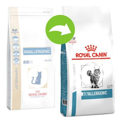Royal Canin Veterinary Diet Feline Anallergenic