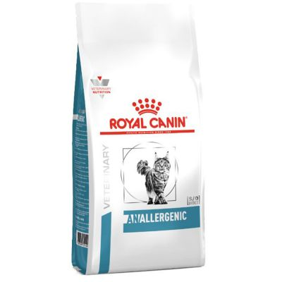 Royal Canin Veterinary Diet Feline Anallergenic Ξηρά
