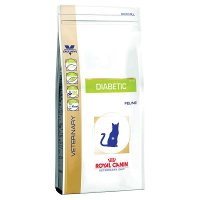 Royal Canin Veterinary Diet Feline Diabetic DS 46 Kattenvoer