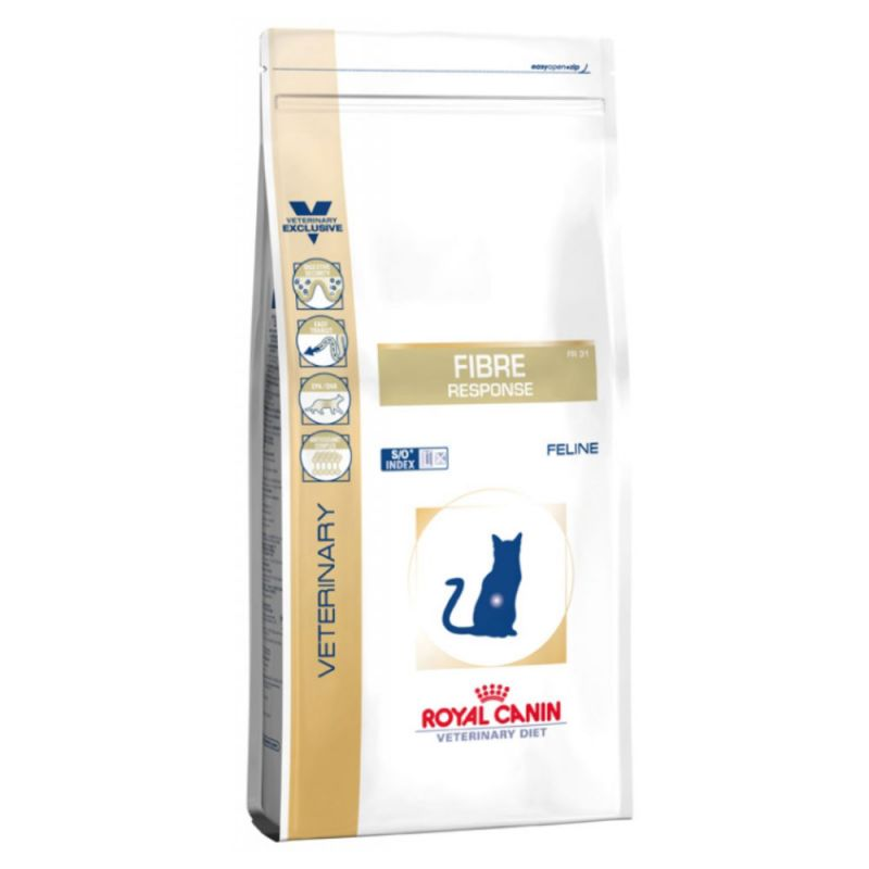 Royal Canin Veterinary Diet Feline Fibre Response