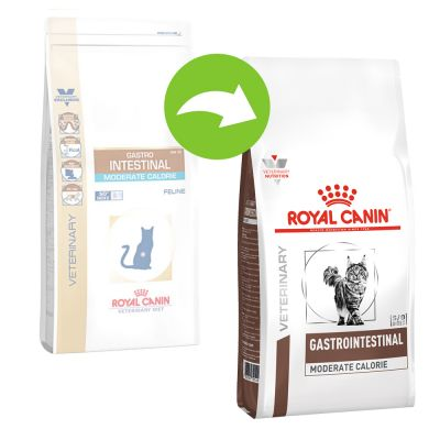Royal Canin Veterinary Diet Feline Gastro Intestinal Moderate Calorie Kattenvoer