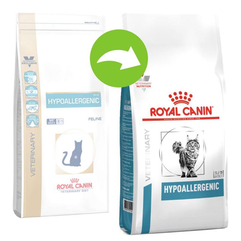 Royal Canin Veterinary Diet Feline Hypoallergenic DR 25 Ξηρά