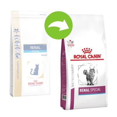 Royal Canin Veterinary Diet Feline Renal Special