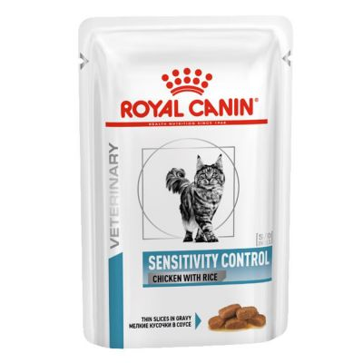 Royal Canin Veterinary Diet Feline Sensitivity Control Φακελάκια