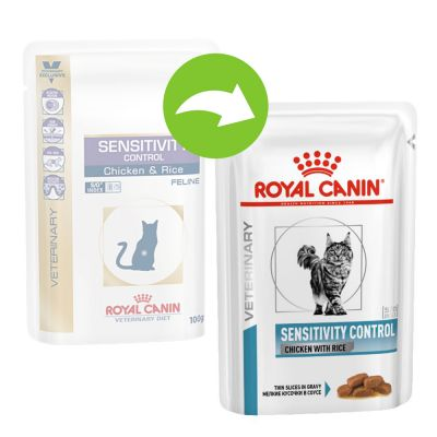 Royal Canin Veterinary Diet Feline Sensitivity Control Huhn