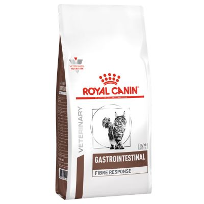 Royal Canin Veterinary Diet Gastro Intestinal Fibre Response pour chat