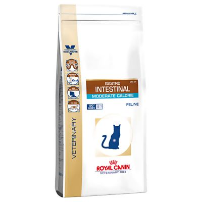 Royal Canin Veterinary Diet - Gastro Intestinal Moderate Calorie GIM 35 pour chat