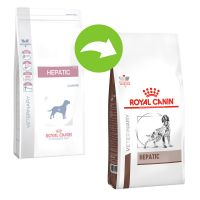 Royal Canin Veterinary Diet Hepatic HF16 Hondenvoer