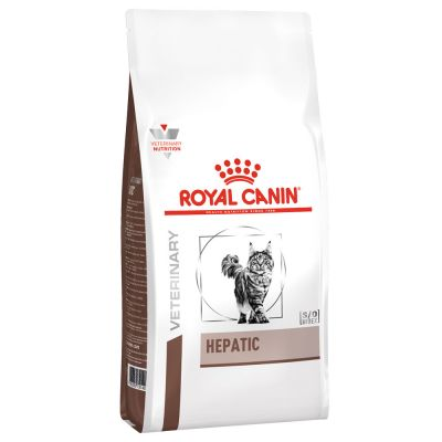 Royal Canin Veterinary Diet Hepatic pour chat