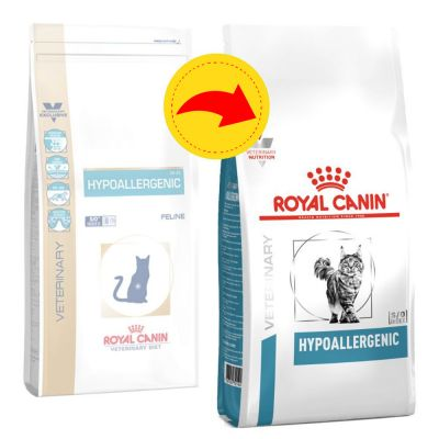Royal Canin Veterinary Diet - Hypoallergenic DR 25