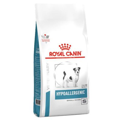 Royal Canin Veterinary Diet Hypoallergenic Small Dog HSD 24 pour chien