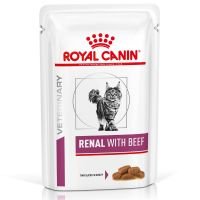 Royal Canin Veterinary Diet - Renal, boeuf