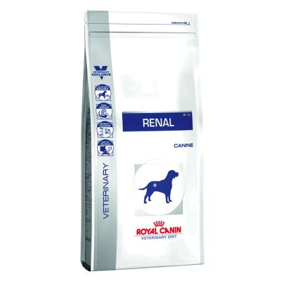 Royal Canin Veterinary Diet Renal pour chien