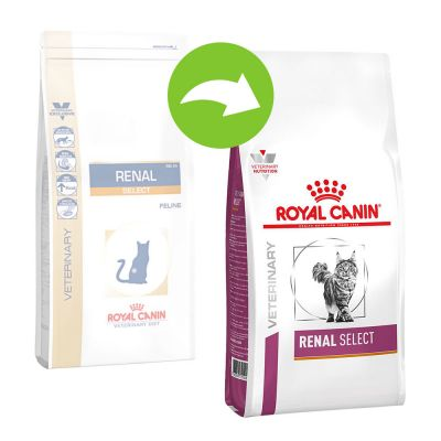Royal Canin Veterinary Diet - Renal Select RSE24 pour chat