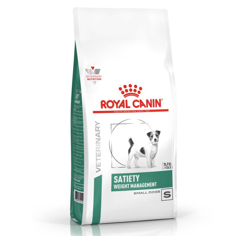Royal Canin Veterinary Diet Satiety Weight Management Small Dog