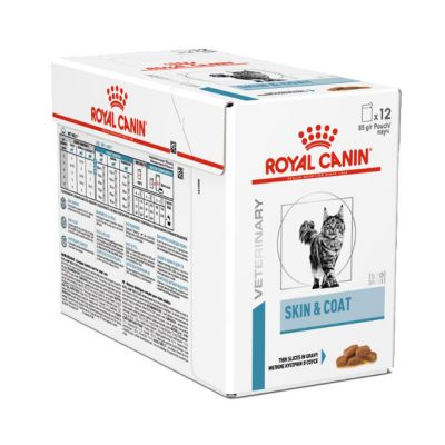 Royal Canin Veterinary Diet Skin & Coat pour chat