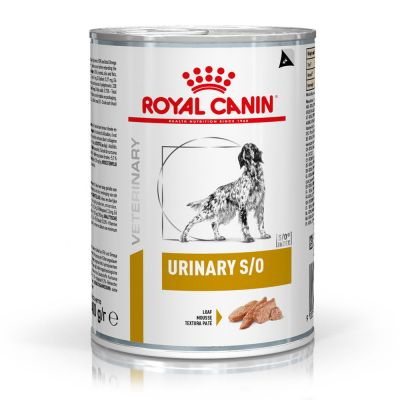 Royal Canin Veterinary Diet Urinary S/O hundefoder i dåse