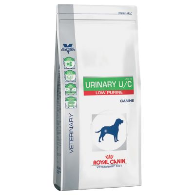Royal Canin  Veterinary Diet - Urinary U/C low purine UUC 18