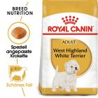 Royal Canin West Highland White Terrier Adult pour chien