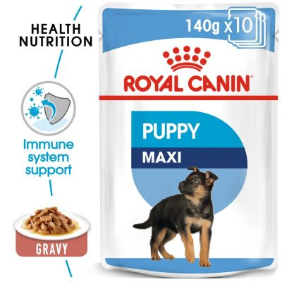 Royal Canin Wet Maxi Puppy