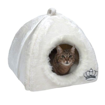 Royal Pet Den - White