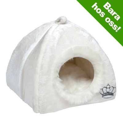 Royal Pet White hundigloo / kattigloo